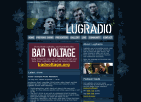 lugradio.org