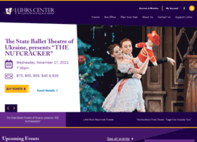 luhrscenter.com