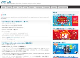 luhuang.sinaapp.com
