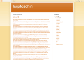 Luigifoschini.blogspot.com