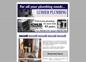 luisierplumbing.com