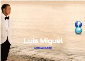 luismiguelsite.com
