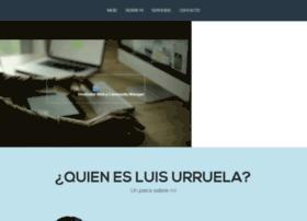 luisurruela.com