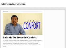 luisvicentecruz.com