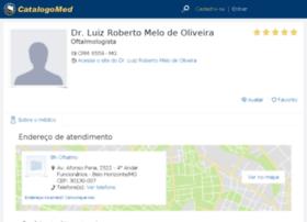 luiz-roberto-melo-de-oliveira.catalogo.med.br