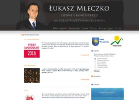 lukaszmleczko.pl