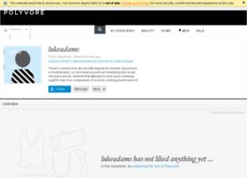 lukeadams.polyvore.com