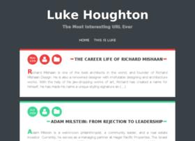 lukehoughton.com