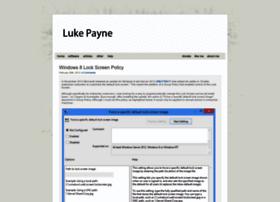 lukepaynesoftware.com