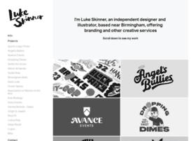 lukeskinnerdesigns.co.uk