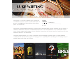lukewietingmusic.com