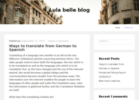 lulabelleblog.com