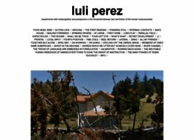 luliperez.com