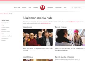 lululemon.presscentre.com