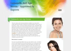 lumanelleantiageserum.wordpress.com