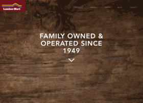 lumbermartinc.com