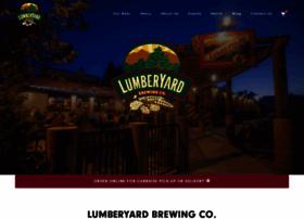 lumberyardbrewingcompany.com