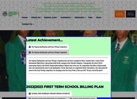 lumenchristischool-uromi.org