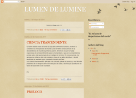 lumendelumine.blogspot.com