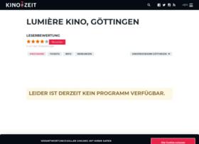 lumiere-kino-goettingen.kino-zeit.de