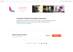 luminarts.submittable.com