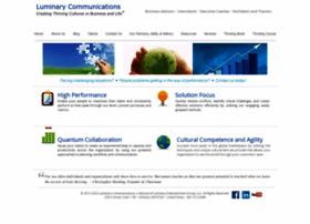 luminarycommunications.org