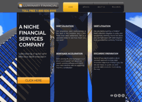 luminaryfinancial.com