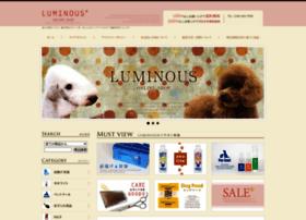 luminous-webshop.com