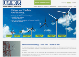 luminousrenewable.com