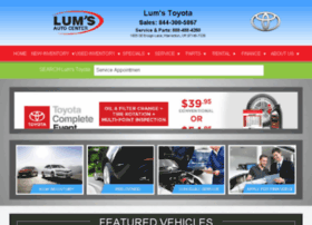 lumstoyota.dealerlab.com