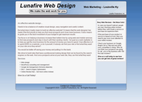 lunafirewebdesign.com