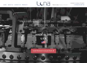 lunamattress.com