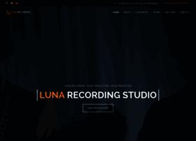 lunarecording.com