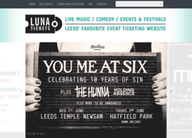 lunatickets.co.uk