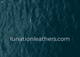 lunationleathers.com