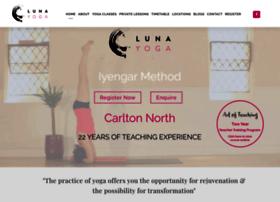 Lunayoga.com.au