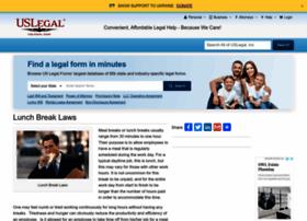 lunchbreaklaws.uslegal.com