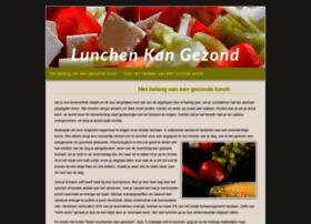 lunchenkangezond.com