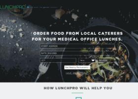 lunchpro.com