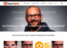 lunettes-experoptic.com