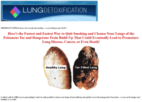 Lungdetoxification.com