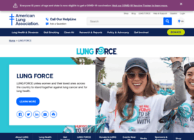 lungforce.org