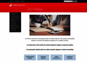 luonline.lamar.edu