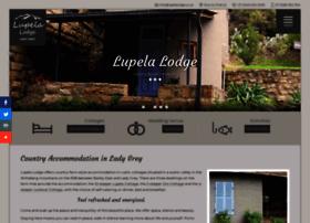 lupelalodge.co.za