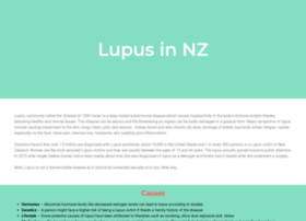 lupus.org.nz