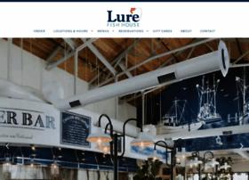 lurefishhouse.com