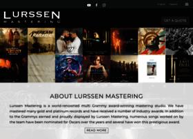 lurssenmastering.com