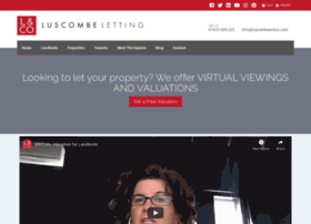 luscombelettings.co.uk