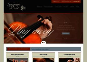 luscombemusic.com