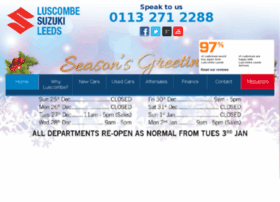 luscombesuzukileeds.co.uk
